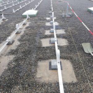Burmak AG Schutzmatten Gummigranulat Abdichtungsschutz Photovoltaik