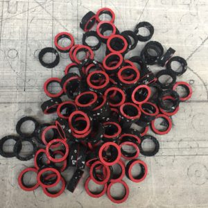 CNC Schneidplotten Gummi Zuschnitte