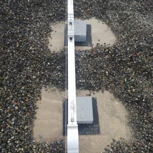 Burmak AG Schutzmatte Abdichtungsschutz Gummi Zuschnitte Photovoltaikanlage