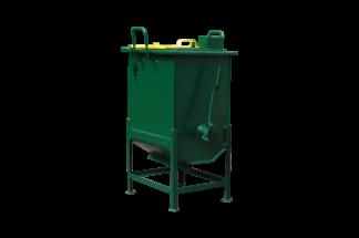 Bitumenkocher Stationär