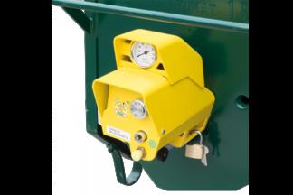 Bitumenkocher Steuerautomatik