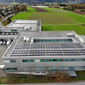 Burmak AG Abdichtungsschutz Photovoltaikanlage