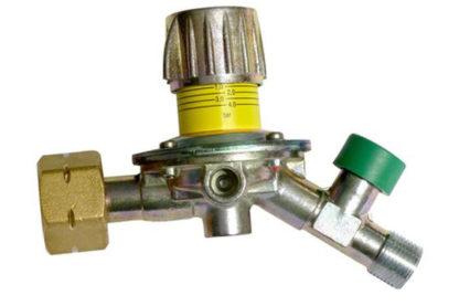 Flachdachwerkzeug Regler verstellbar 0.5 bis 4.0 bar