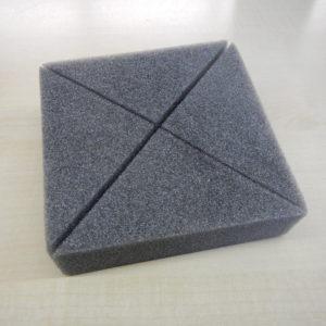 CNC Schneiden Schaumstoff Formteil