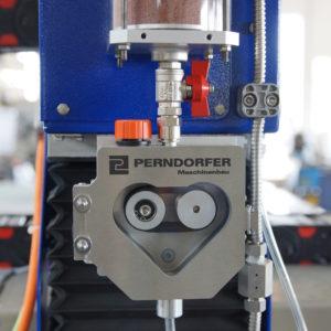Wasserstrahlmaschine Abrasivschneiden 3D Schneiden Wasser schneiden Perndorfer