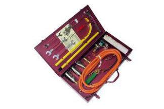 Flachdachbrenner Brennerbox Standard