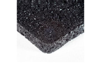 Gummigranulatmatte - BEKA Schutzmatte uni