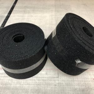 Gummigranulatmatten Rollen Zuschnitte 10 mm
