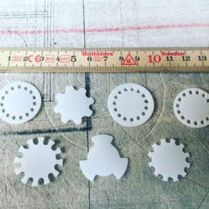 Burmak AG Schneidplotter CNC schneiden Formteile
