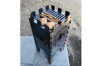 Feuerkorb Grillauflage