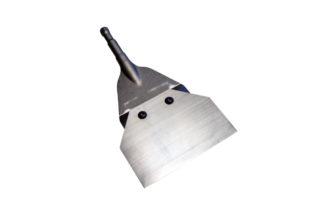 Burmak AG Dachsanierung Dachschäler Messer mit Stahlklinge