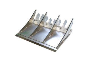 Burmak AG Dachsanierung Rückbau Flachdach Dachstripper Turbo Spezialmesser