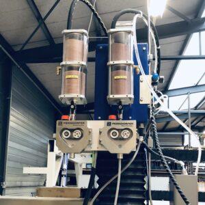 Burmak AG Wasserstrahlschneiden Maschinenaufsatz feine Konturen