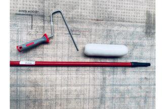 Burmak AG Flachdachbau Bitumenlack Rollerbügel
